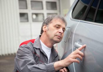 Manfred Scheubeck – KFZ-Meister